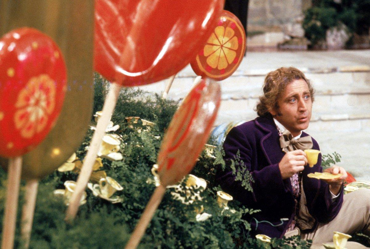 «Вилли Вонка И Шоколадная Фабрика» — 1971