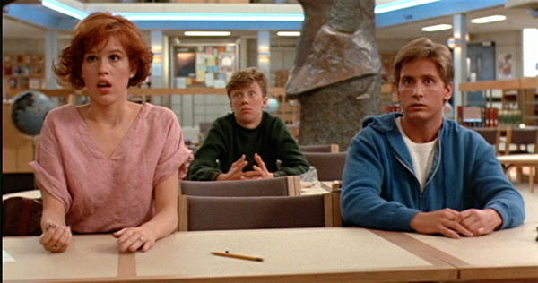 an analysis of the 1985 film the breakfast club by john hughes
