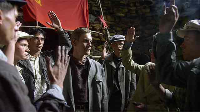 Молодая гвардия (2015) скачать торрент бесплатно