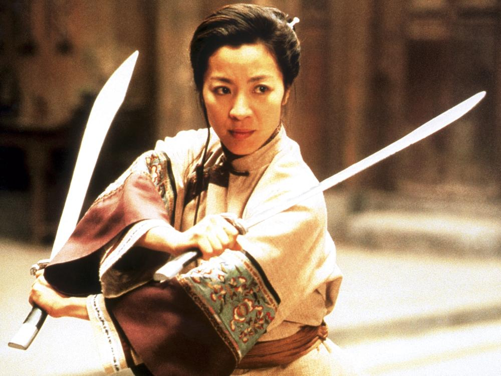 an analysis of the role of women in the movie crouching tiger hidden dragon