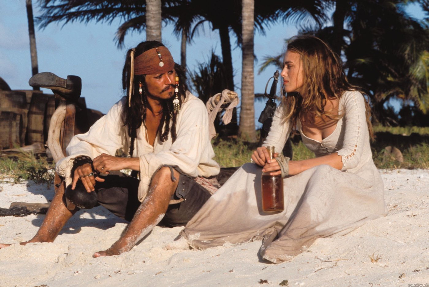 Pirates of the caribbean girls with big  nude photo