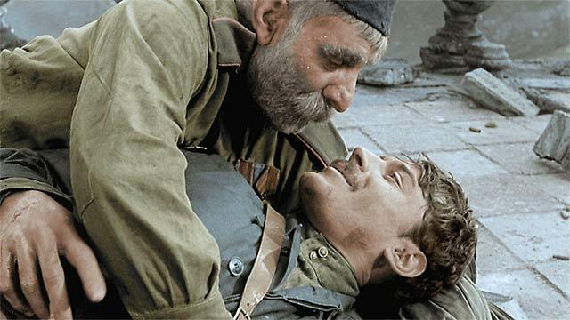 Картинки по запросу кадры фильма отец солдата