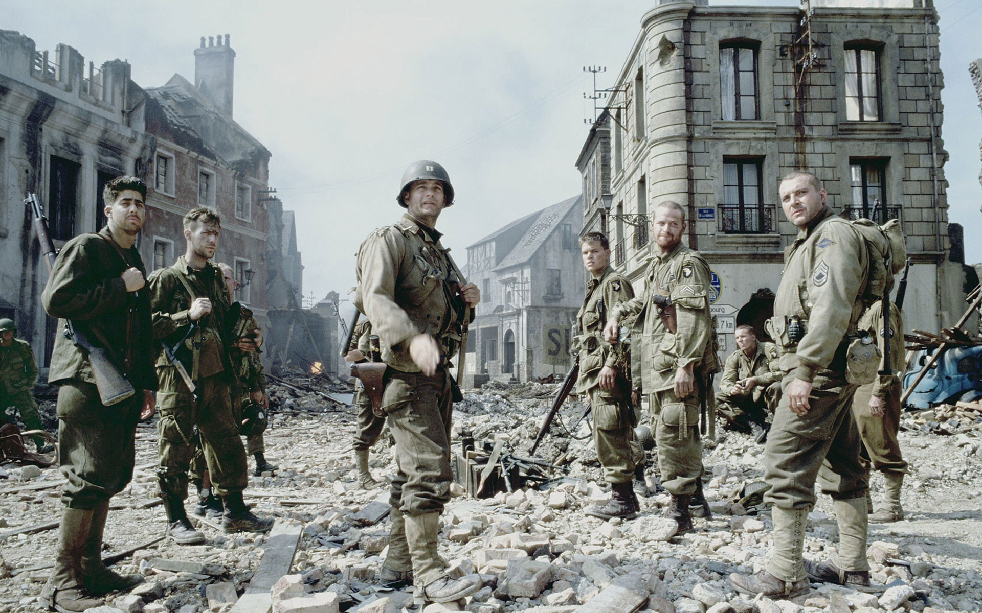 saving private ryan Watch full movie saving private ryan (1998) online freefollowing the normandy landings, a group of us soldiers go behind enemy.