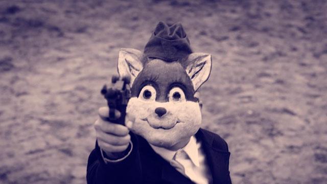 223Маска из сериала зайцев