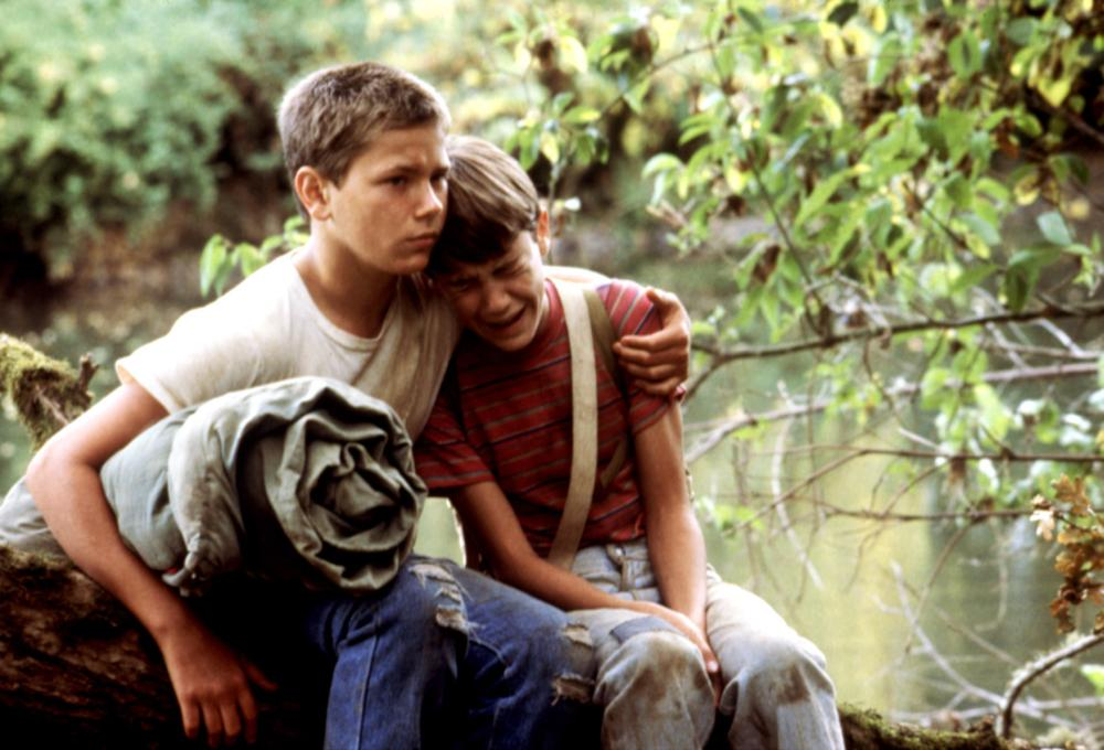 an analysis of the movie stand by me Very good movie and story stand by me is a story of how one event can unexpectedly change lives it seems to be a story about friends and how important they are.