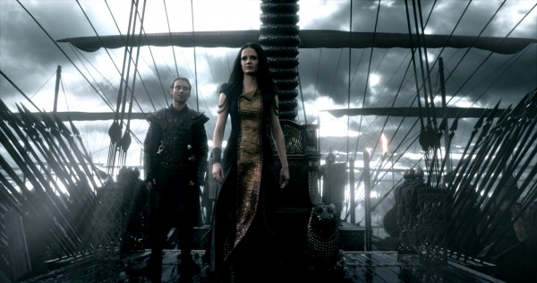 Рецензия на фильм «300 спартанцев: Расцвет империи» (300: Rise of ...