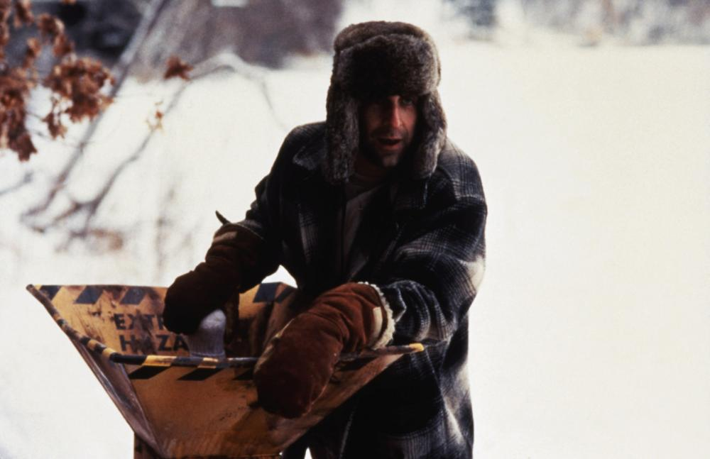 fargo coen essay Character in a coen brothers film you will be punched you will be yanked off moving trains you will frequently be plagued either by melancholy or by ethical torment things won't go well for you and often, you won't be terribly likable take the plight of jerry lundegaard in fargo.