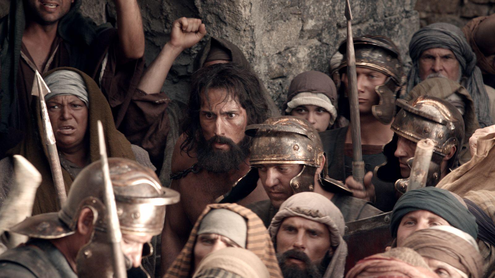 Кадр из фильма «Варавва»