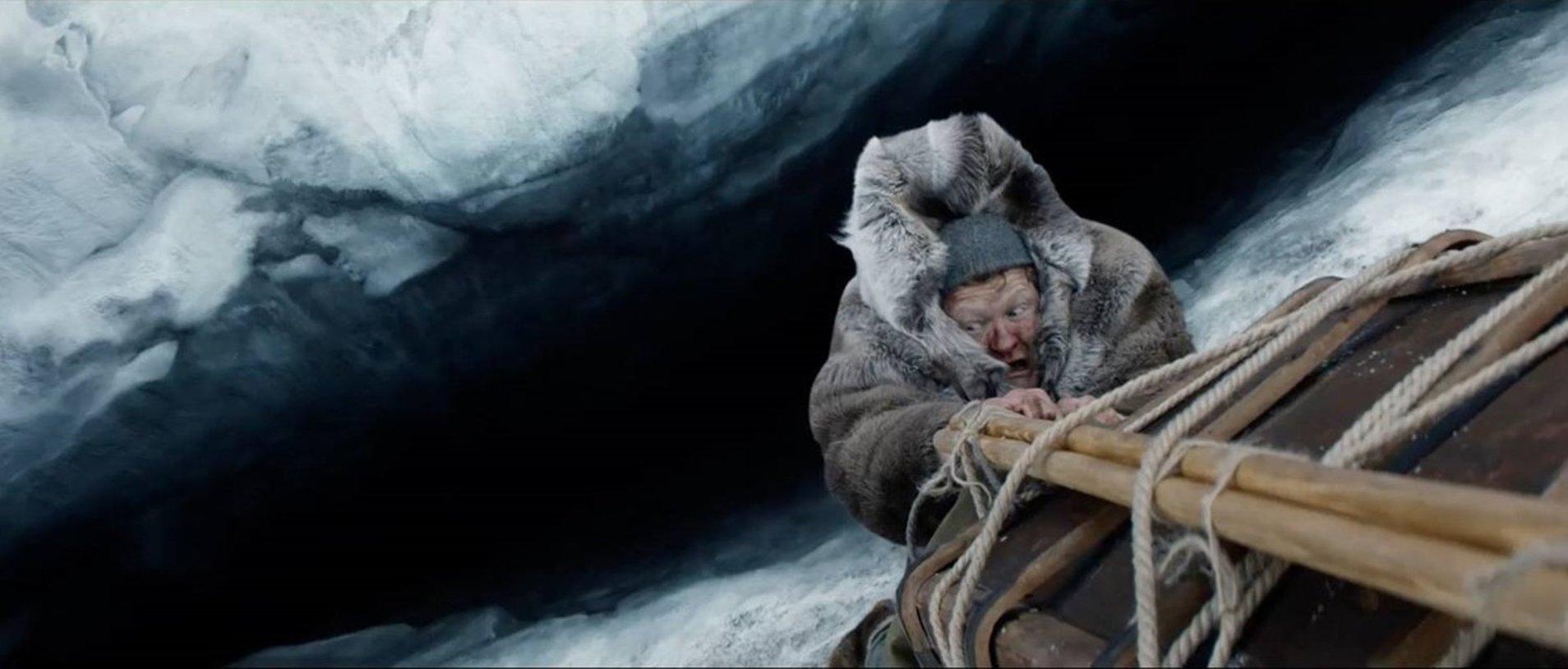 """Кадр из фильма """"Амундсен"""""""