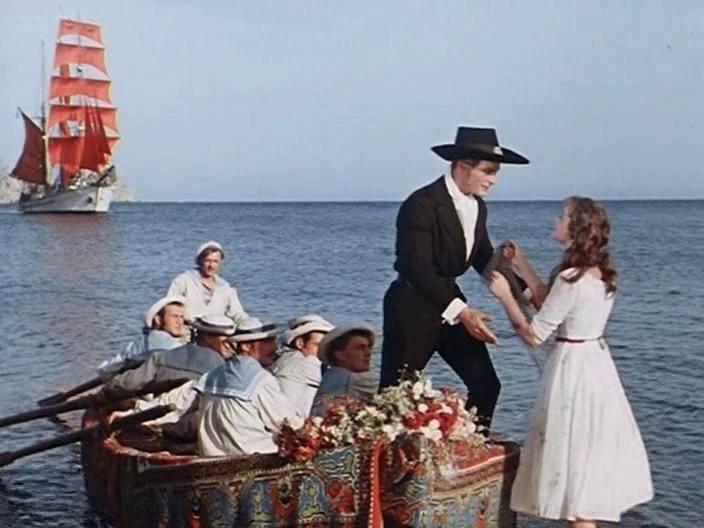 алые паруса фото из фильма