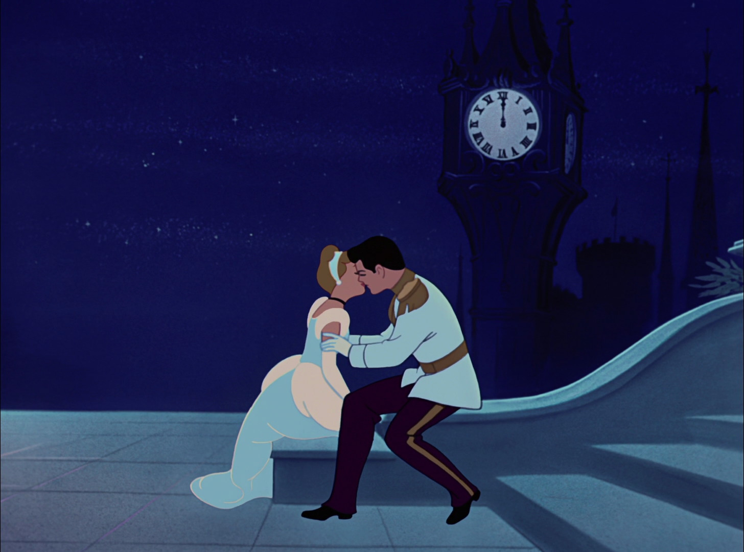 cinderella and the loss of father love