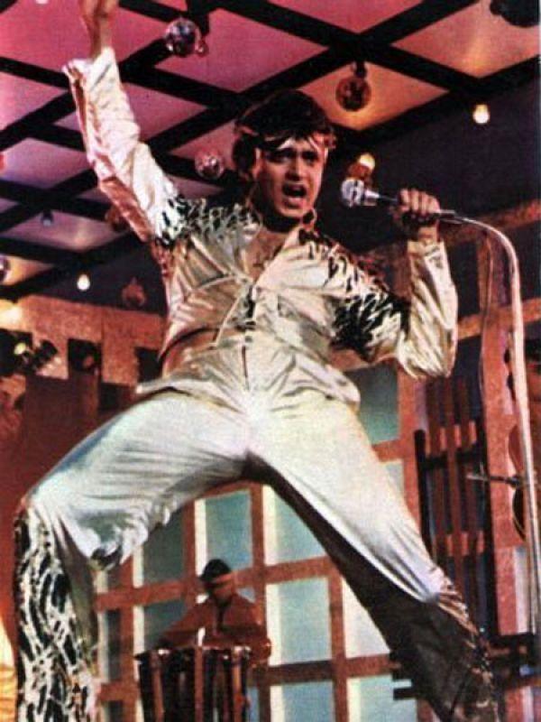 танцор диско картинки