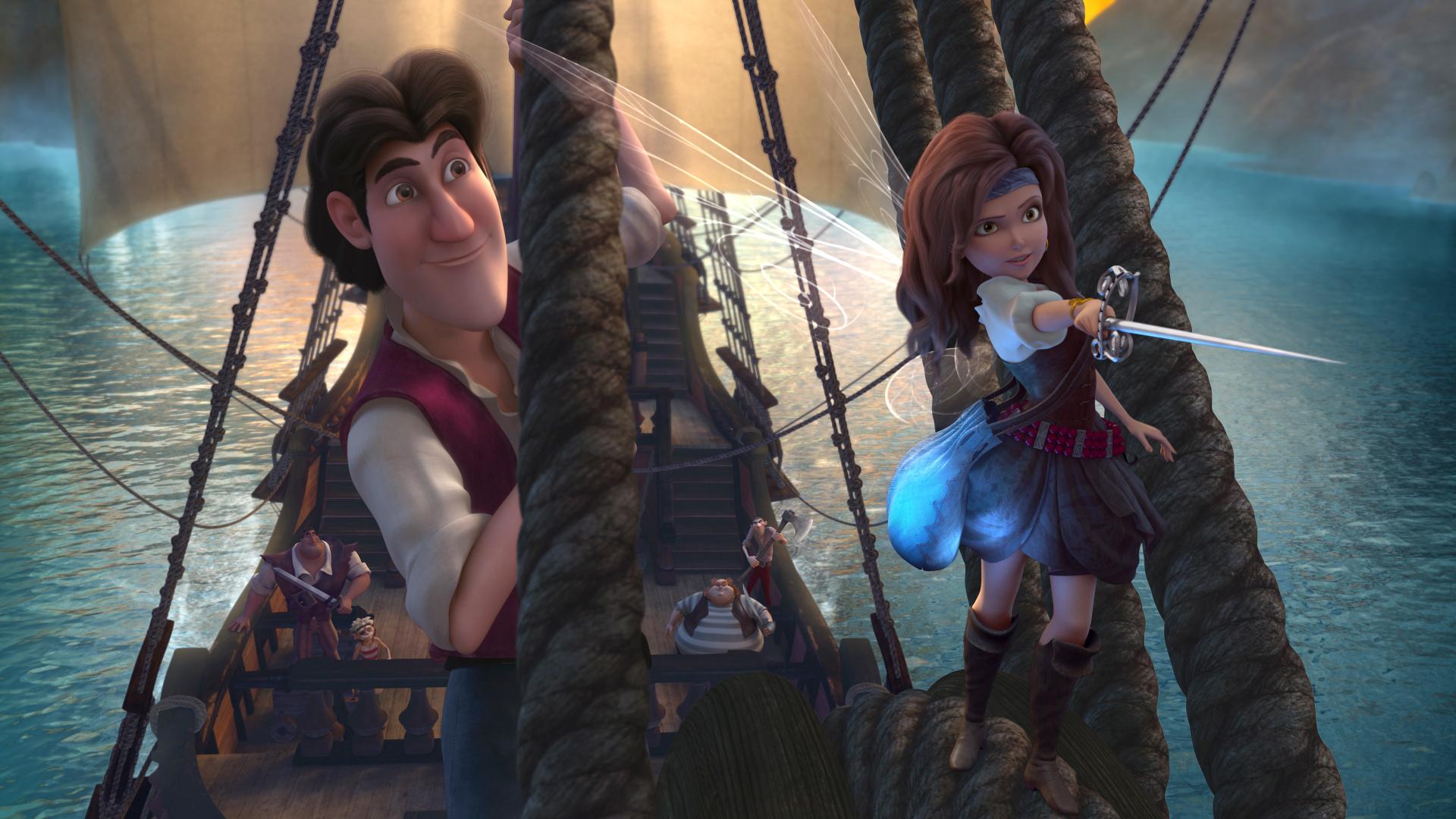 которые картинки с феями пиратского острова характеристики баллонов