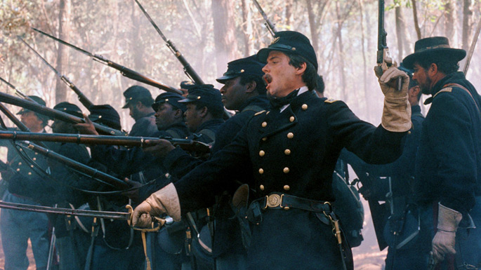 a reflection on glory a drama war film directed by edward zwick Glory is a 1989 american war film directed by edward zwick starring matthew broderick, denzel washington, cary elwes and morgan freeman the screenplay was w.