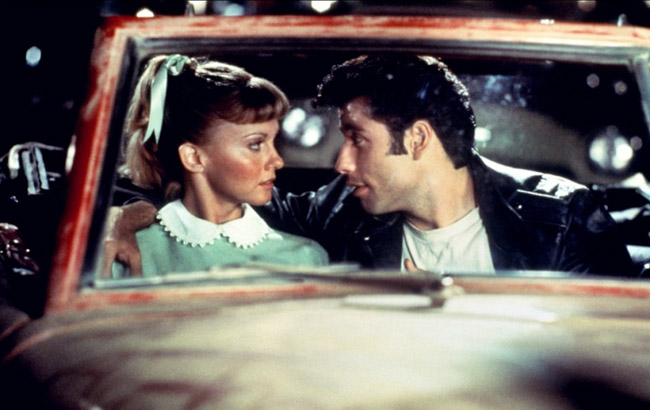 Grease film