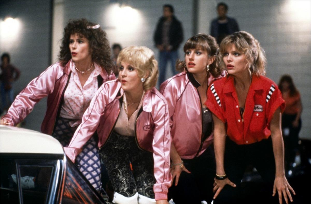 Кадры из фильма Бриолин 2 (Grease 2, 1982) - фото актеров и актрис ...