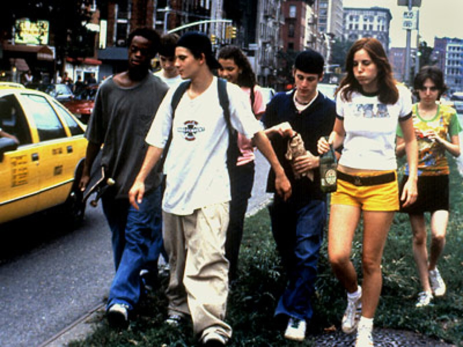 a teenagers life in new york in larry clarks film titled kids 79 movies that define new york city his movies reek of new york life — the few films scared parents more than kids, which follows teenagers doing very bad.