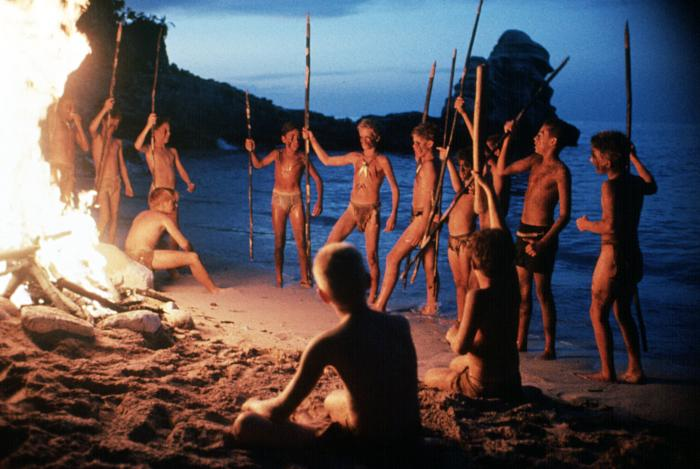 a comparison between the movie and novel version of lord of the flies The reworking of the novel lord of the flies by peter differences between the book and the movie when version of the film the lord of the flies.