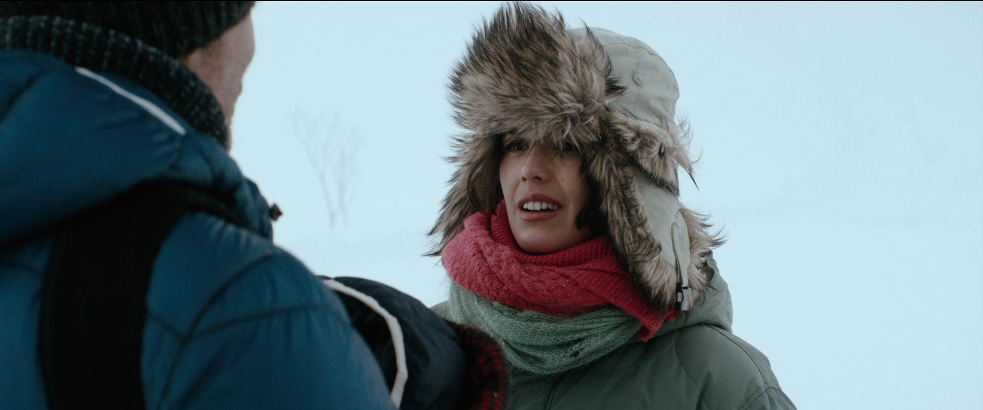 """Кадр из фильма """"Пингвин нашего времени"""""""