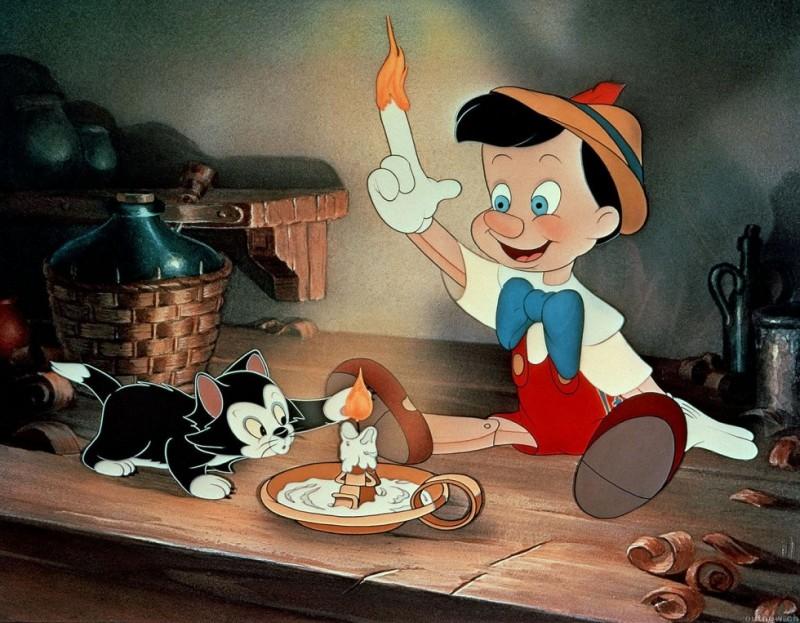 Мультфильм Пиноккио 1940 Скачать Торрент - фото 10