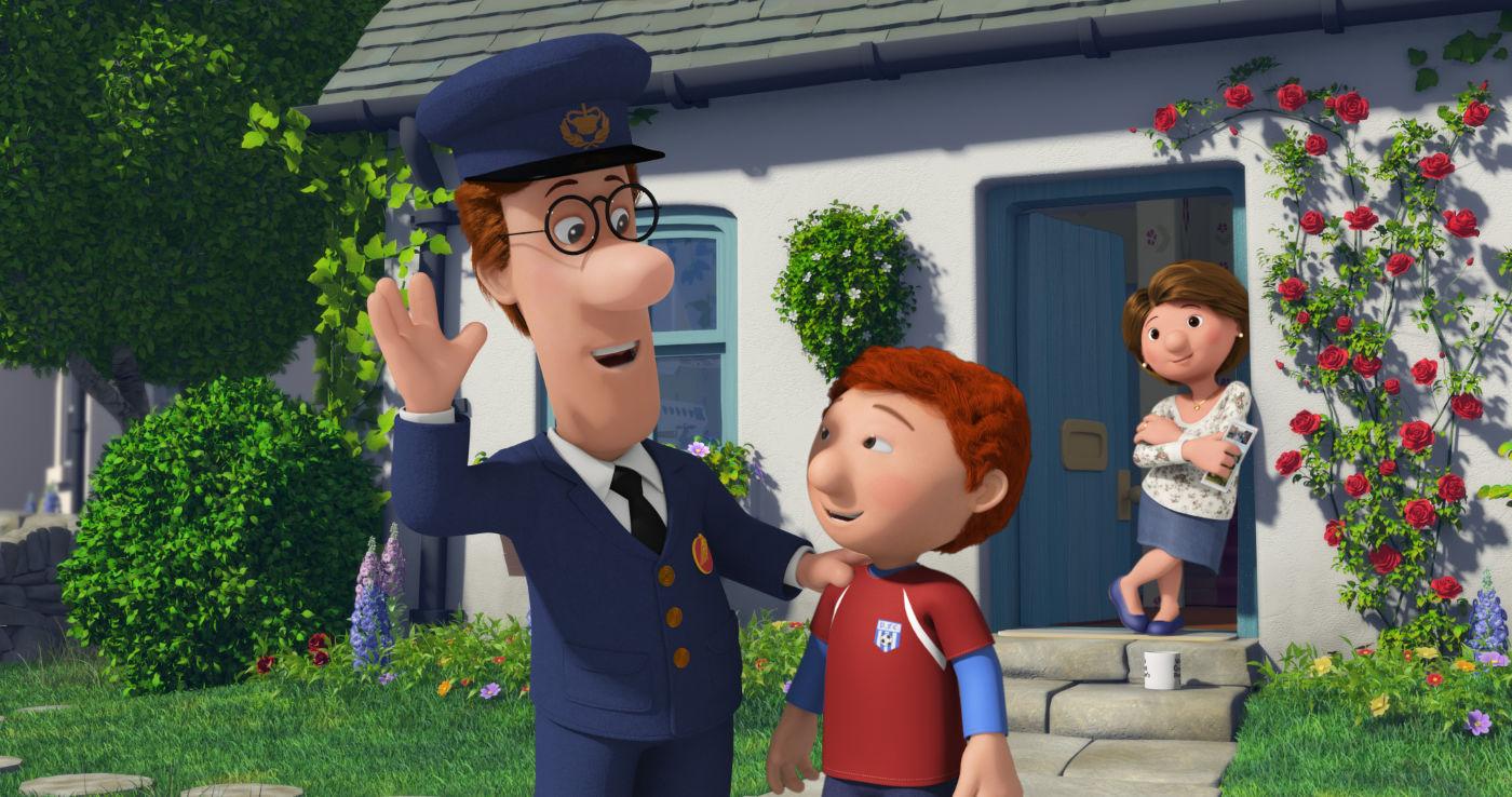 рецензия на мультфильм 171 почтальон пэт 187 postman pat the 2014 на фильм ру