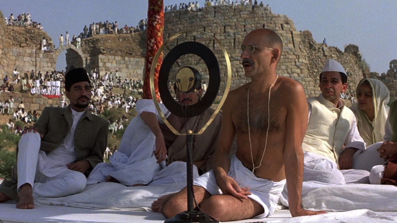 an analysis of the hindu religion in gandhi the movie by richard attenborough Gandhi - teachers' notes study guide director: richard attenborough points and issues which are dealt with in the film gandhi.