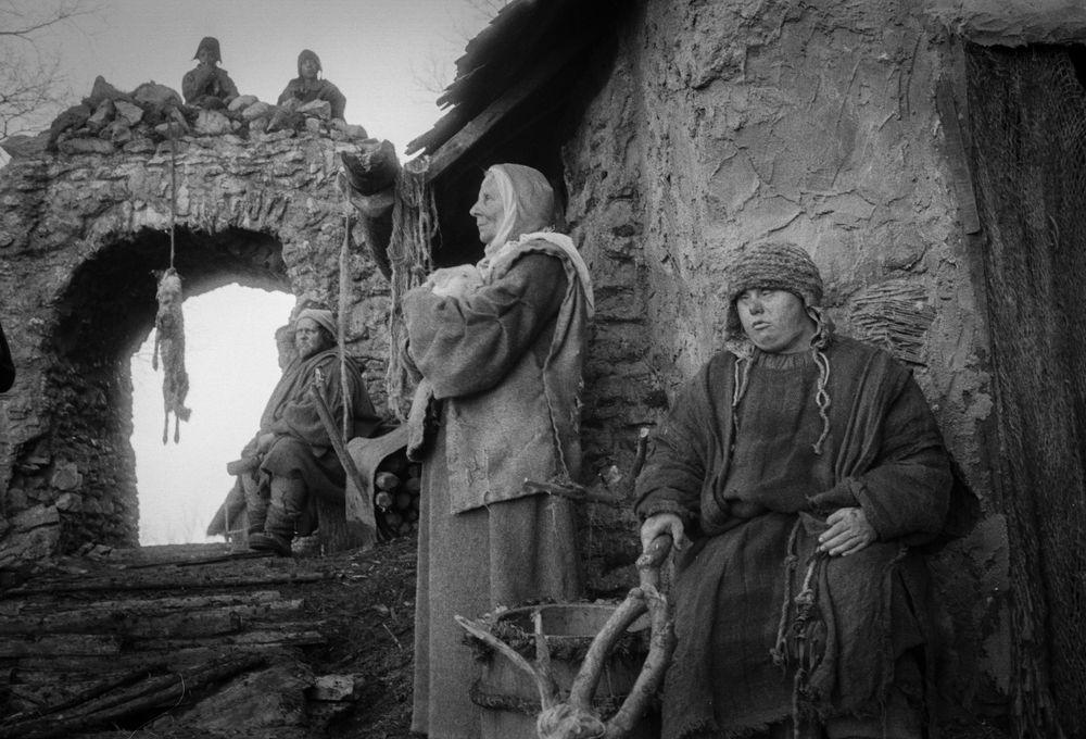 Кадр из фильма «Трудно быть богом»