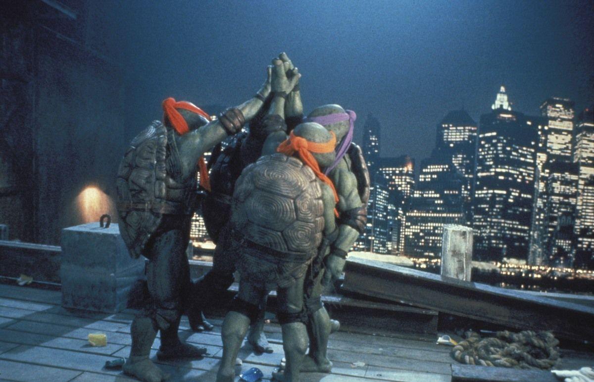 скачать черепашки-ниндзя 2 фильм в хорошем качестве бесплатно