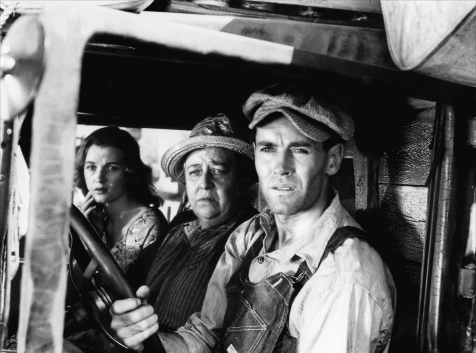 the desperate conditions of the american families in the grapes of wrath