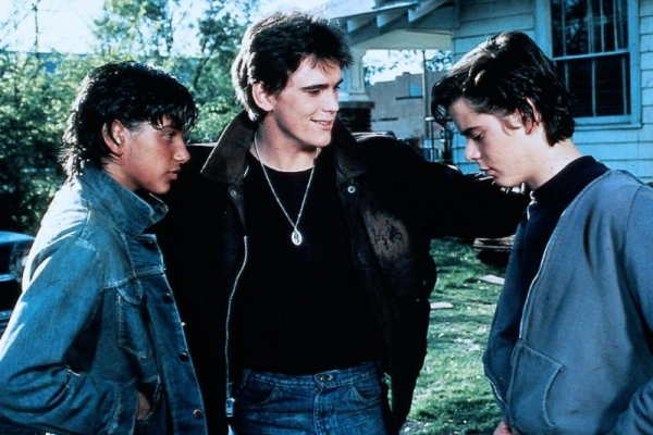 the outsiders heros