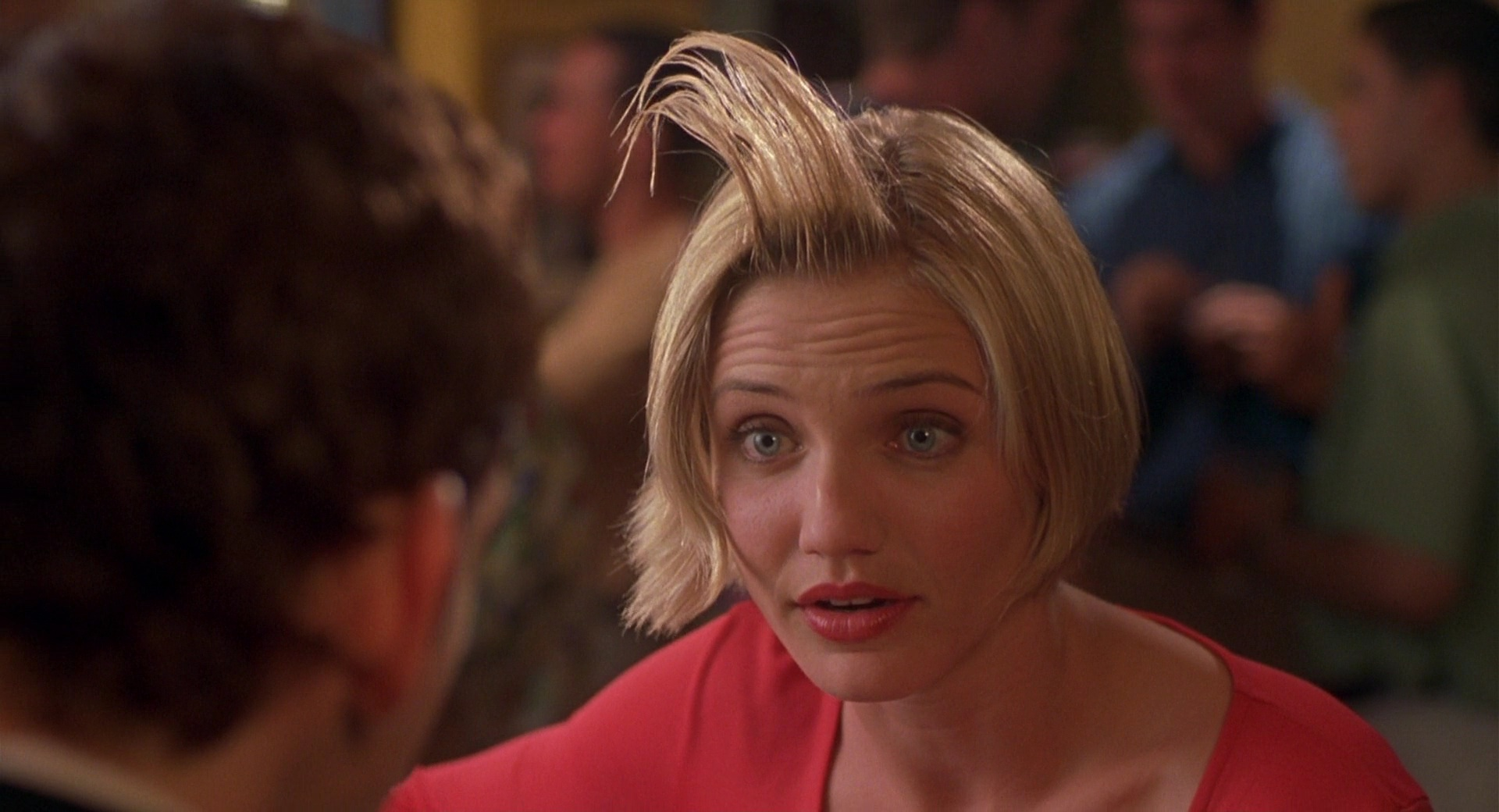 Кадр из фильма «Все без ума от Мэри»