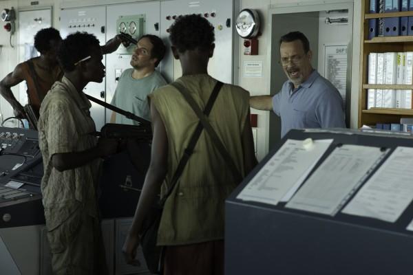 Кадр из фильма «Капитан Филлипс»