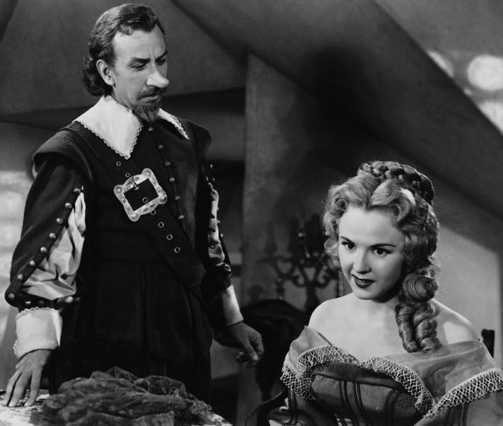 an analysis of the character cyrano de bergac portrayed by jose ferrer a brave and boastful man