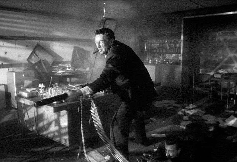 Кадр из фильма «Доктор Стрейнджлав, или как я научился не волноваться и полюбил бомбу»
