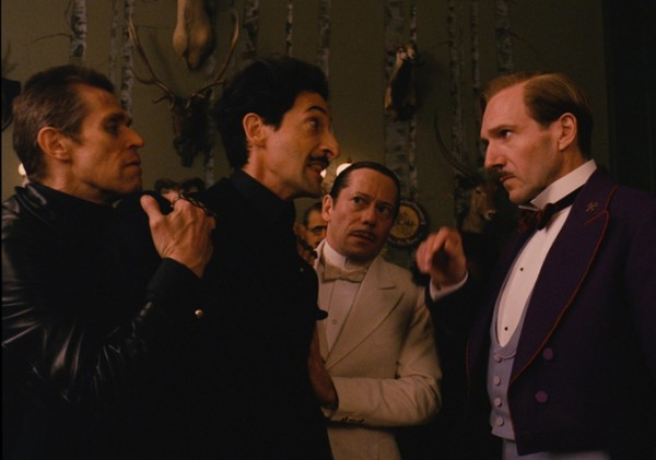 """Shot from the film """"Hotel Grand Budapest"""" »"""