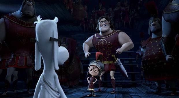Кадры из фильма смотреть мультик в хорошем качестве пибоди и шермана