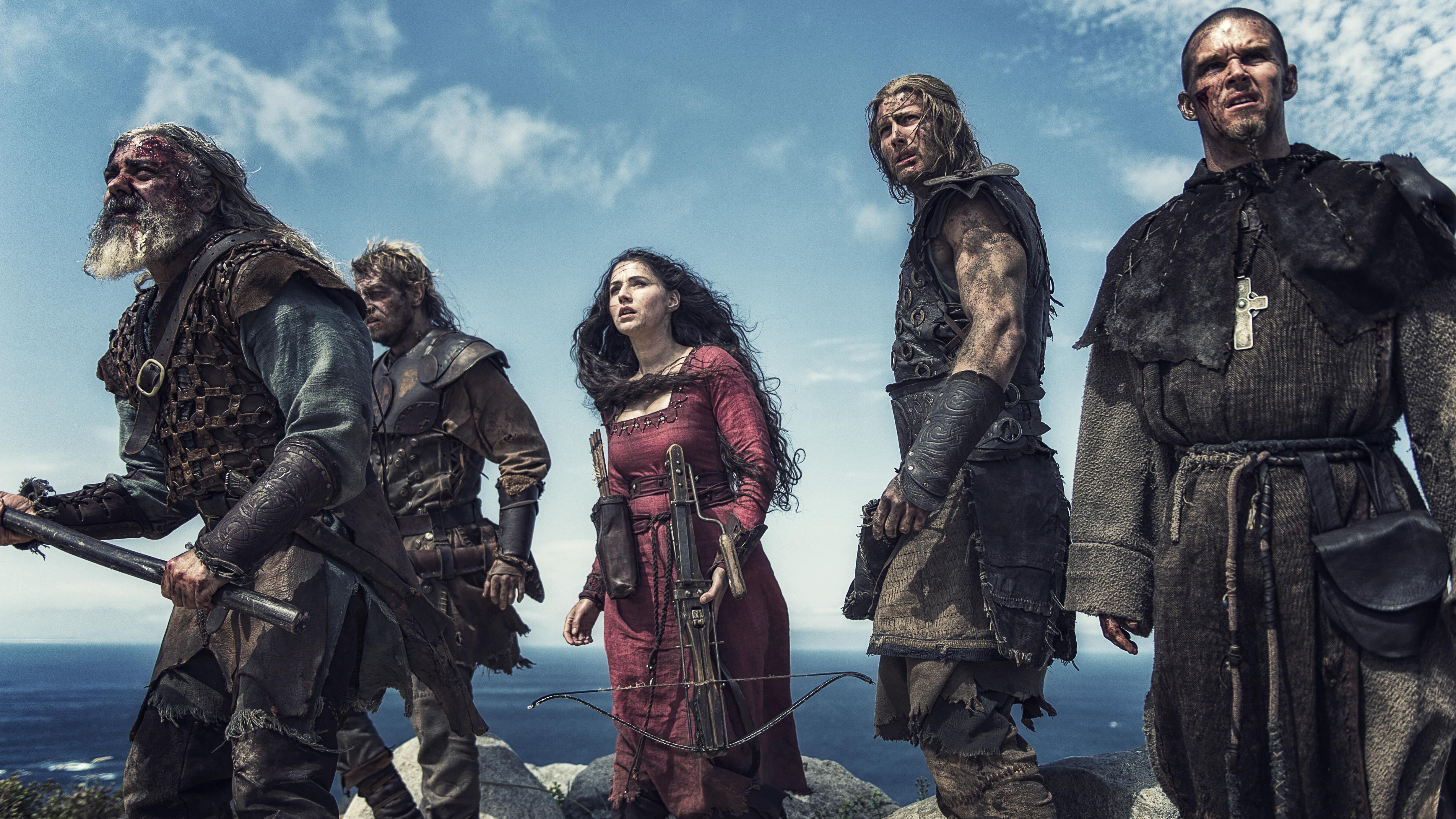 Рецензии, викинги онлайн lostfilm вполне Шесть дней