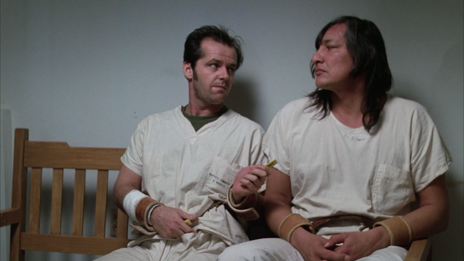 the trials of ray smith and randle mcmurphy in the dharma bums by jack kerouac and one flew over the