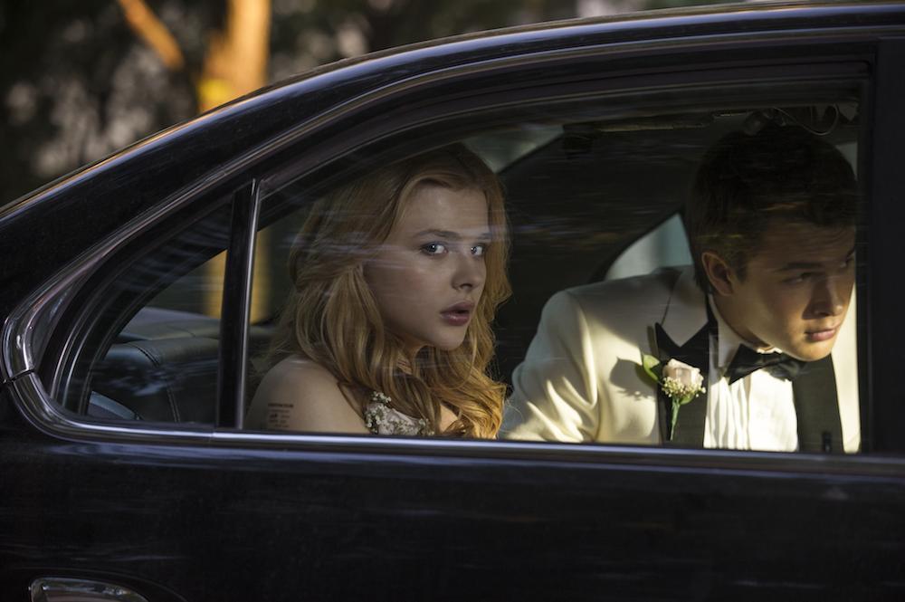 Кадр из фильма «Телекинез»