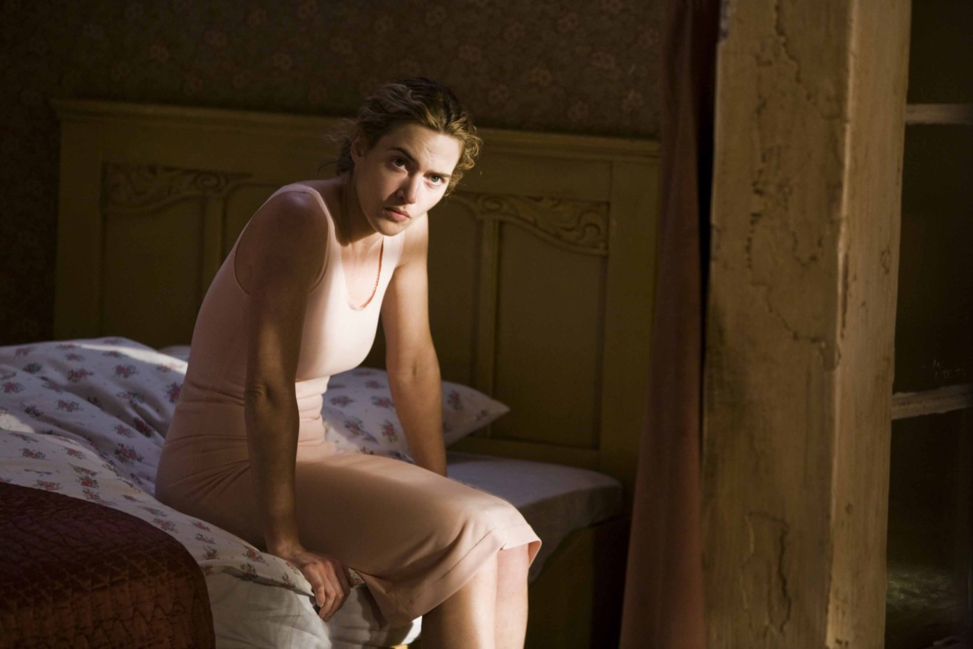 Winslet nude the reader