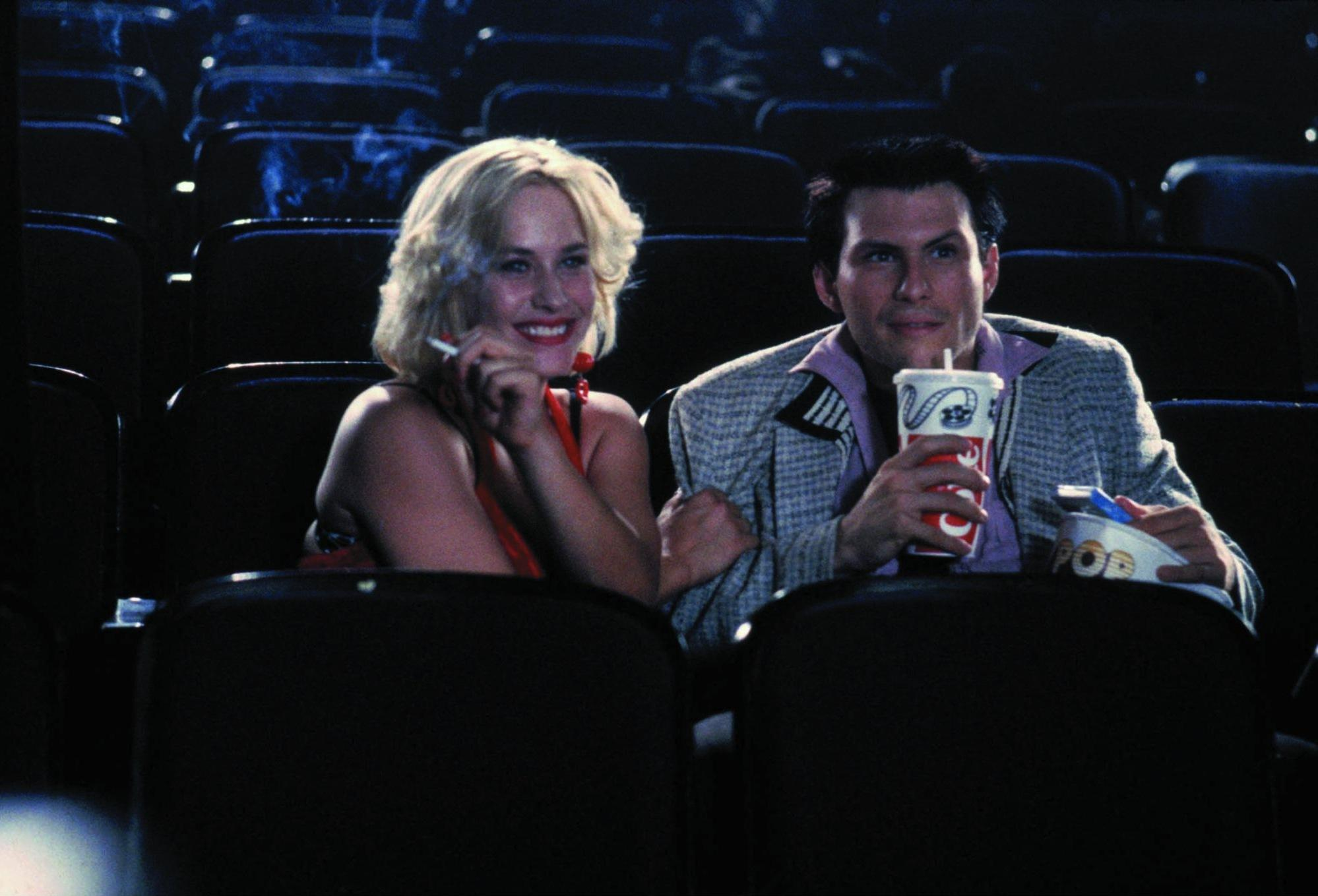 an introduction to the movie ture romance by quentin tarantino Tarantino talks about tony scott and the movie from his first ever sold screenplay from the q & a with jeff goldsmith podcast (good podcast for film geeks.
