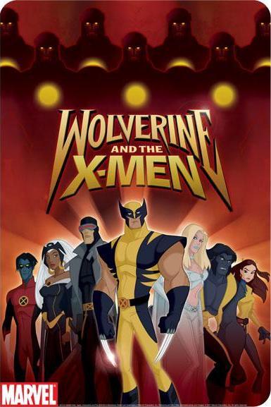 И люди икс начало wolverine and the x men 2008