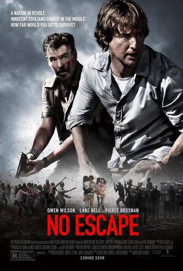 No Escape (2015) Full Movie Watch Online – Watch Online
