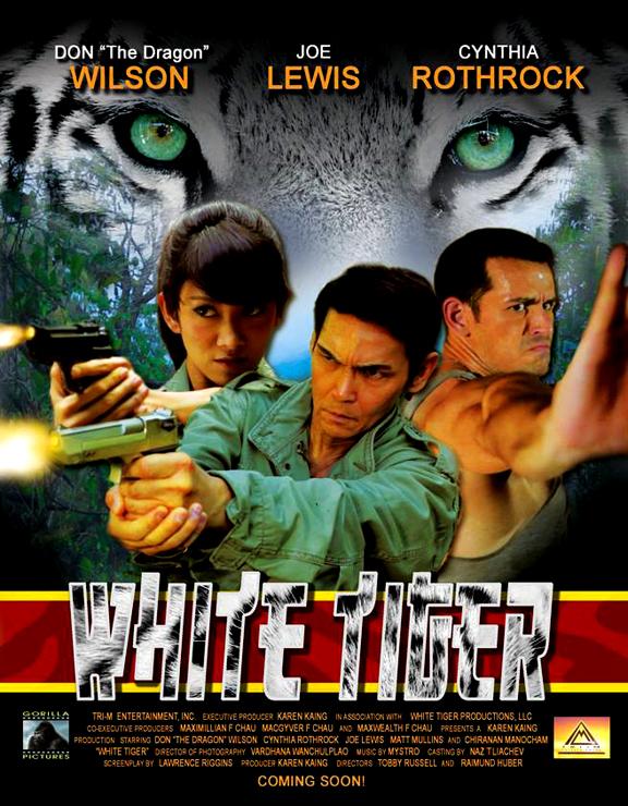 «Фильмы Белый Тигр» — 1995