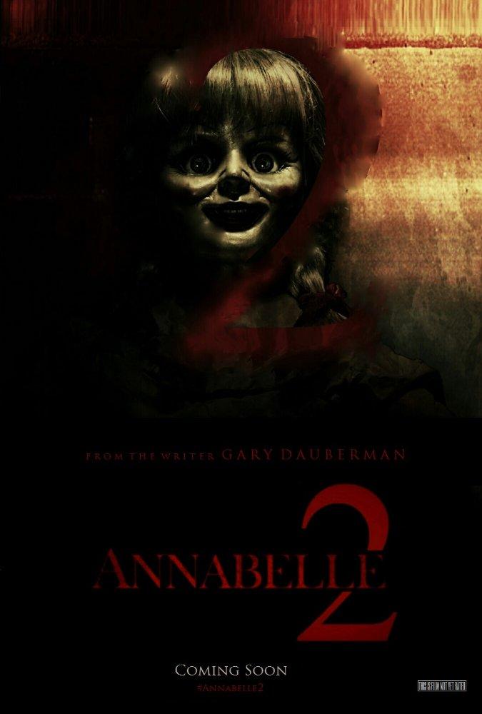 Annabelle Creation 2017 full Movie in Hindi - Watch Online