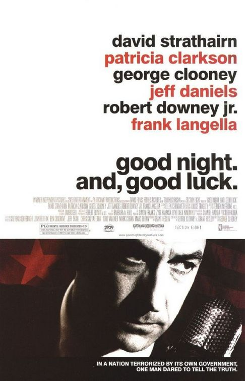 a comparison of the crucible by arthur miller and good night and good luck by george clooney Good night, and good luck is one of those films that i of time spent studying the work of arthur miller, whose play the crucible was famously an.