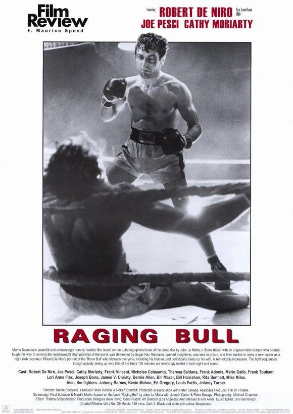 Кадры из фильма бешеный бык фильм 1980 актеры