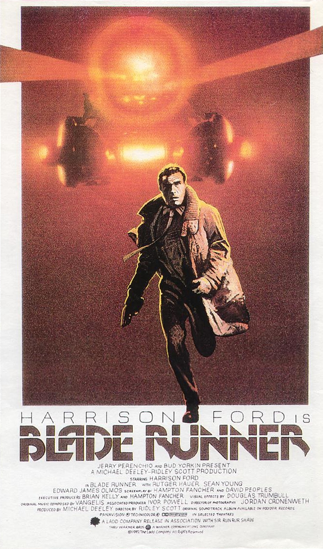 emotion as the human distinction in blade runner a film by hampton fancher and david peoples