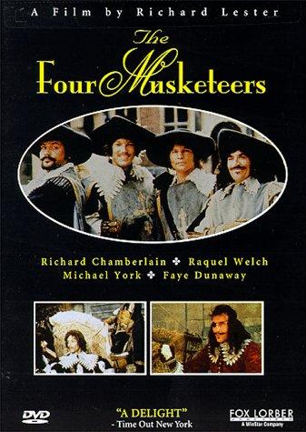Os Quatro Mosqueteiros - A Vinganca De Milady [1974]