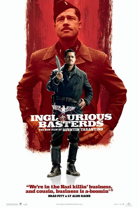 Бесславные ублюдки ( 2009 ) смотреть онлайн в HD 1080p